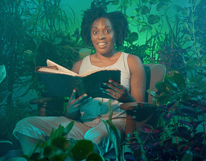 Anansi and the Sky God - storytelling film