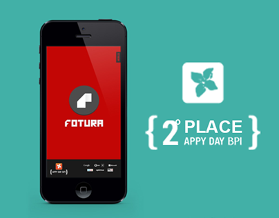 Fotura App (2nd Place Appy Day BPI)