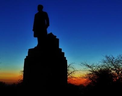 Carnegie Statue
