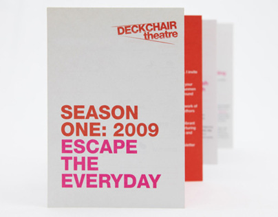 Deckchair Theatre: Escape