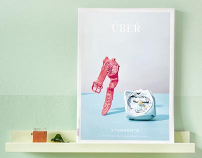 ÜBER-Magazin No.8 Stunden