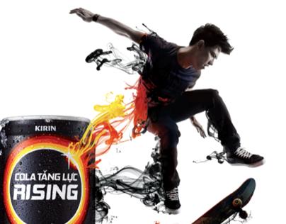 Kirin - Rising The Energy Drink