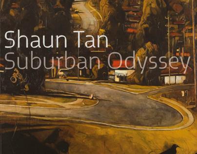 Shaun Tan: Suburban Odyssey