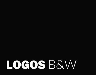Logos B&W