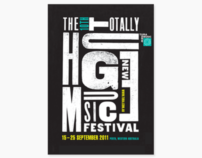 10th Totally Huge New Music Festival