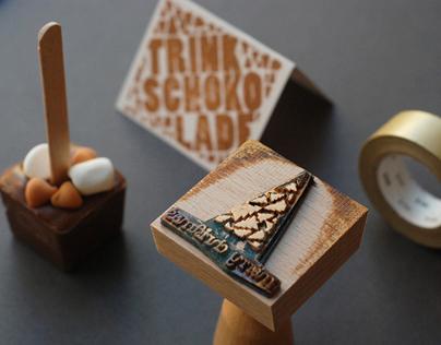 Merry Christmas - Trinkschokolade