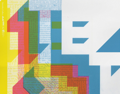 Kemistry Gallery TEXT Exhibition Posters