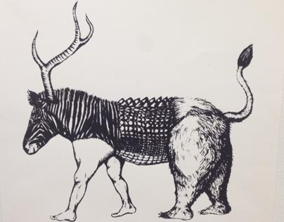 Beast Print