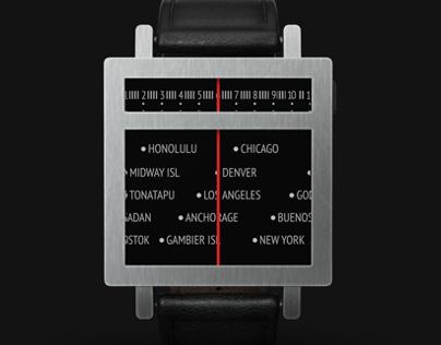 Greenwich watch