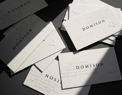 Domison / Identity