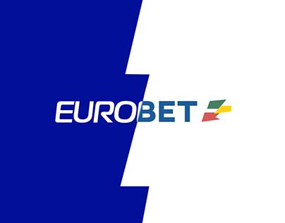 Eurobet | Rebranding