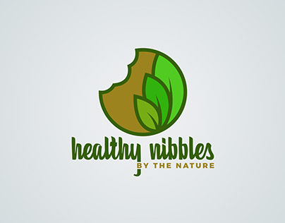 Logo Creation & stationary branding for Healthy Nibbles