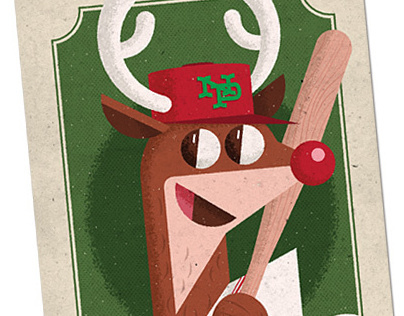 Rudolph the Red-Nosed Shortstop