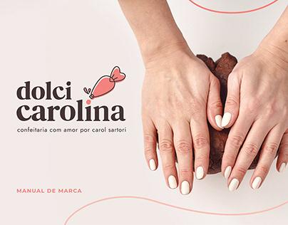 Dolci Carolina - Brandbook