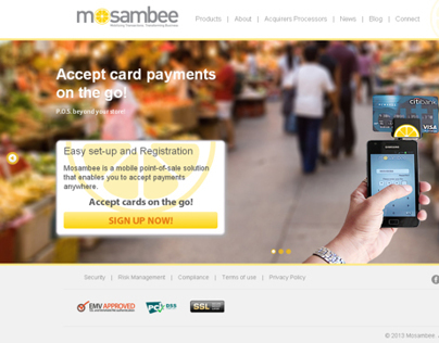 Mosambee - Mobile Payment Gatway