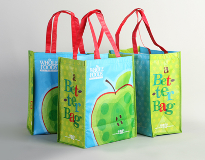 Whole Foods Market - A Better Bag
