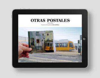 Otras postales, otros viajes. MAG