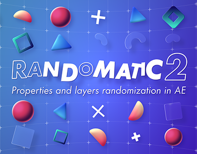 Randomatic 2 - After Effects script