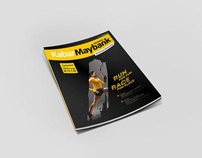Internal Magazine PT Bank Maybank Indonesia Tbk