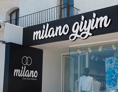 Milano Erkek Giyim Mağazası