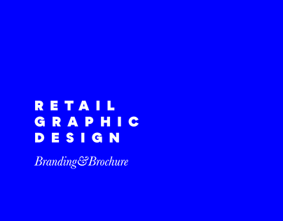 Retail graphic design