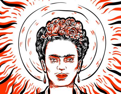 Frida rogai por nós