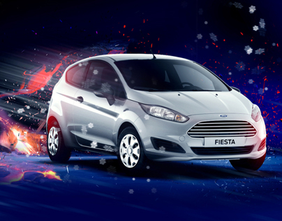 FORD AUTO-BOSS - FORD FIESTA