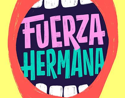 Fuerza Hermana for Centro Cultural Recoleta