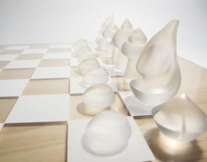 THAI WISDOM : Thai chess set