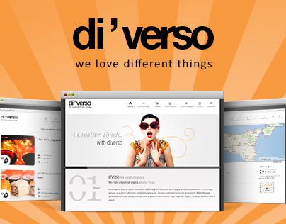 DI'VERSO – A FLEXIBLE WORDPRESS THEME