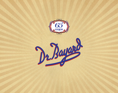Rebuçados Dr. Bayard - Packaging