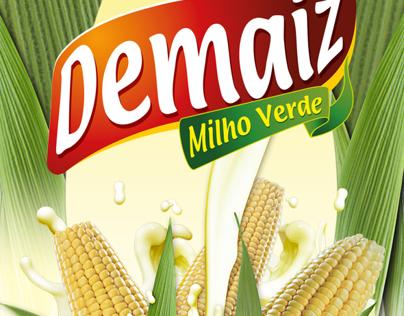 Demaiz | Brand Identity