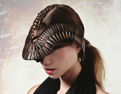 CREATIVE HEAD Magazine with Stefanie Nieuwenhuyse