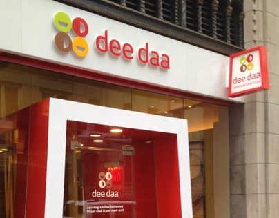 Dee Daa Restaurant Design