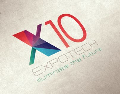 Expotech Palestine 2013 Branding