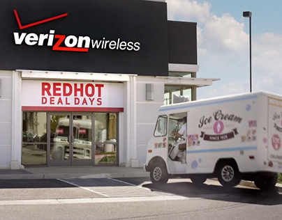 "verizon ""red hot deal days"""