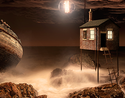 Lighthouse - Live Compositing