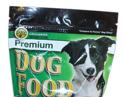 Greenbrier Kennel Club Dog Food