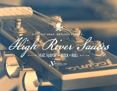 High River Sauces Campaign