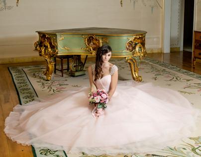 Brides 2014 tendences photoshoot