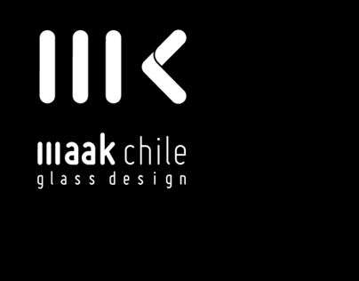 Logo Maak / Glass Design - Chile