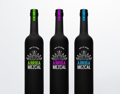 Arriba Mezcal Packaging