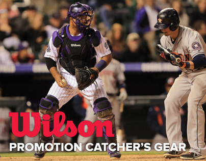 Wilson Baseball ProMotion Catcher's Gear