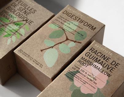 Naturiste / Branding