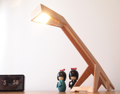 KAIJU  desk lamp