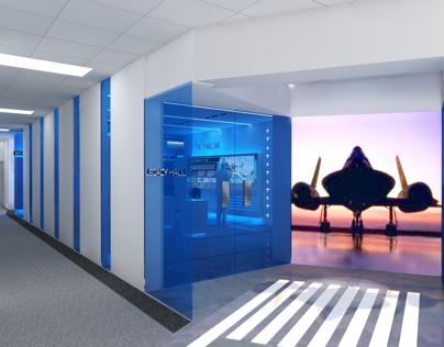 Lockheed Martin: Legacy Hall