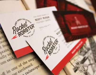 Rocket Roaster Brand and Website