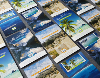 Turning Point Travel Brochures