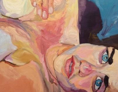 Self Portraits, Fall 2013