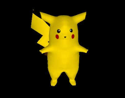 Pikachu Model